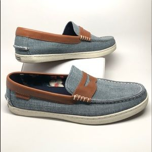 Cole Haan Loafers Pinch Marine Classic Grand OS
